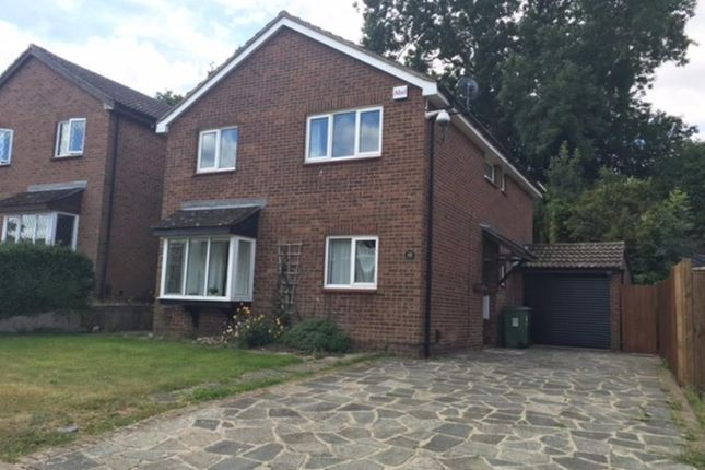 Thumbnail Semi-detached house to rent in Longham Copse, Downswood, Maidstone, Kent