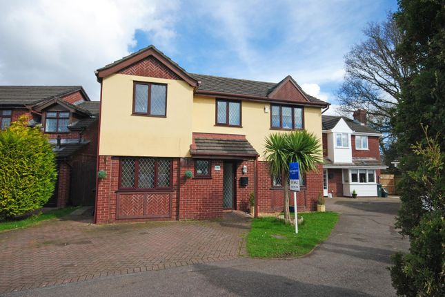 Thumbnail Detached house for sale in Mallards Reach, Marshfield, Cardiff
