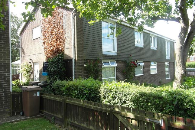 Thumbnail Flat for sale in Brookside, Dudley, Cramlington