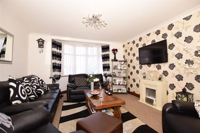 Thumbnail Semi-detached house for sale in Saxon Road, Westgate-On-Sea, Kent