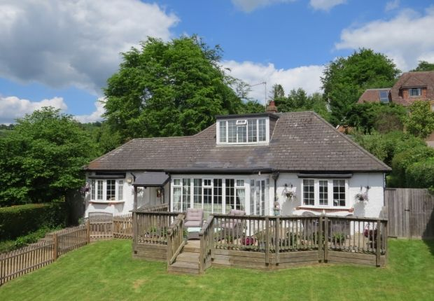 Thumbnail Detached house for sale in Pilgrims Way East, Otford, Sevenoaks