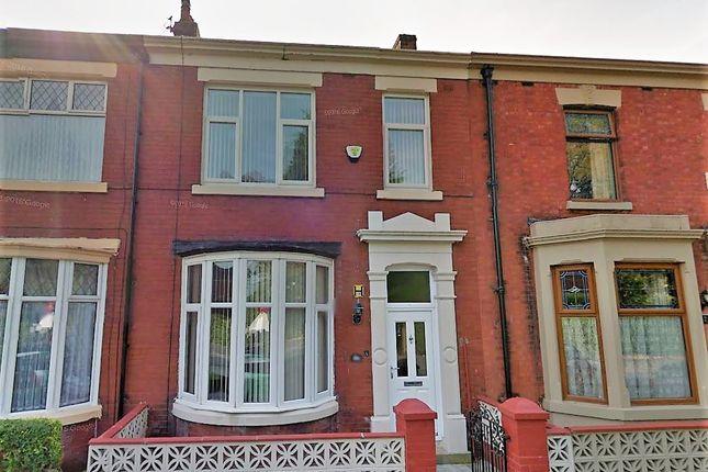 Thumbnail Terraced house to rent in St. Thomas Road, Preston