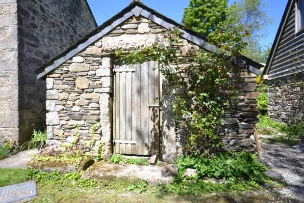 Stone Barn of Upton Cross, Liskeard, Cornwall PL14
