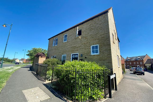 Thumbnail Detached house for sale in School Lane, Lower Cambourne, Cambridge