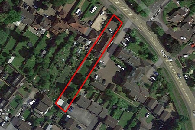 Thumbnail Land for sale in Wolseley Road, Rugeley