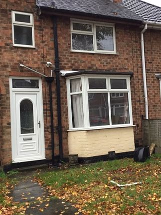 Thumbnail Terraced house for sale in Harleston Road, Great Barr