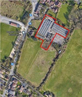 Thumbnail Land to let in Open Storage Yard & Buildings, 64 Leyton Cross Road, Dartford, Kent