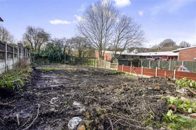 Thumbnail Land for sale in Dukes Place, Ilkeston, Derbyshire