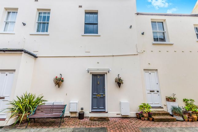Thumbnail Terraced house for sale in Gloucester Mews, Gloucester Road, Brighton