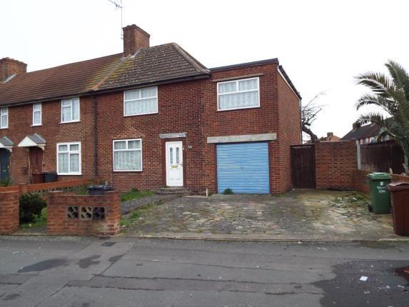 Thumbnail End terrace house for sale in Dagenham, Essex, .