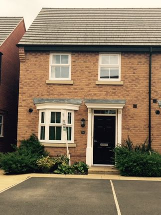 Thumbnail Terraced house to rent in Montrose Grove, Greylees, Sleaford