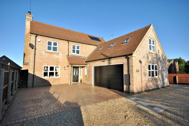 Thumbnail Detached house for sale in Gosmoor Lane, Elm, Wisbech