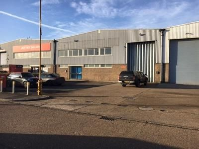Thumbnail Light industrial to let in Unit 2, Alfreds Way Industrial Estate, Barking, Essex