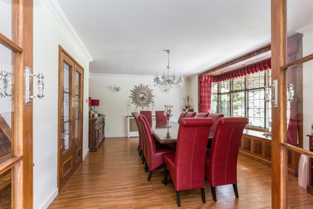 Dining Room of The Warren, Kingswood, Tadworth KT20