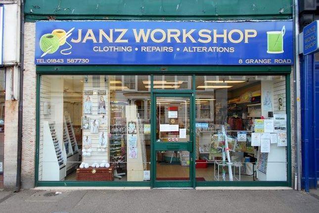 Thumbnail Retail premises to let in 8 Grange Road, Ramsgate