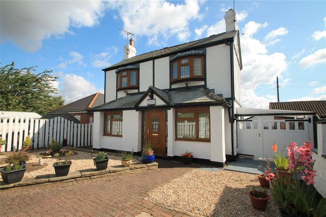 Thumbnail Detached house for sale in High Street, East Butterwick, Lincolnshire