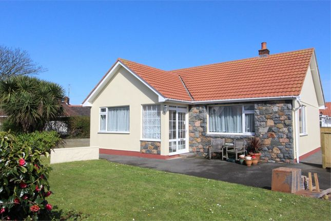 Thumbnail Detached bungalow to rent in Les Nouettes, Forest, Guernsey