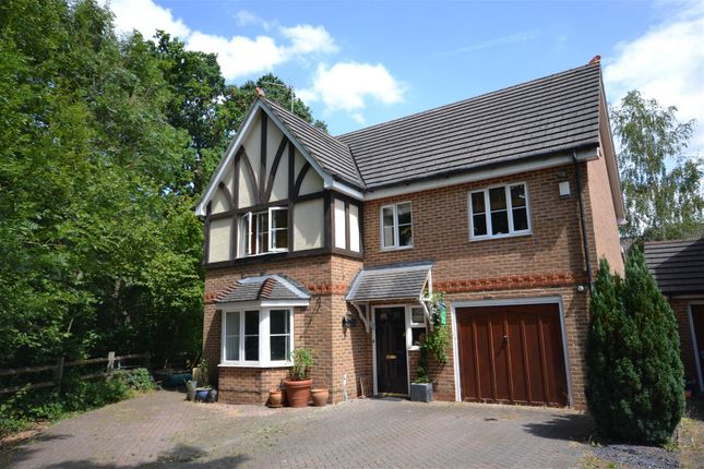 Thumbnail Detached house for sale in Wood End, Chineham, Basingstoke