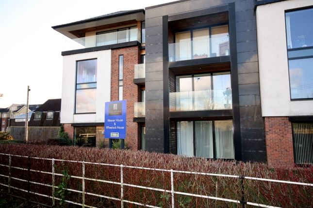 Thumbnail Flat for sale in Barony Road, Nantwich