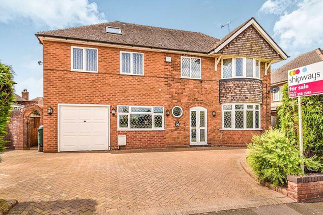 Thumbnail Detached house for sale in Birmingham Road, Great Barr, Birmingham