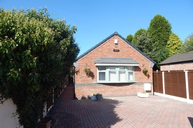 Thumbnail Detached bungalow for sale in Ironstone Road, Burntwood