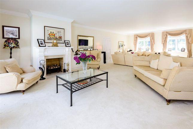 Living Room of The Leas, Hemel Hempstead, Hertfordshire HP3