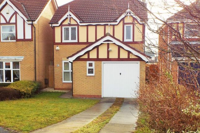 Thumbnail Detached house to rent in Gardner Park, North Shields