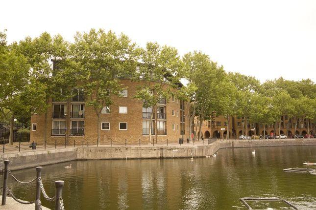 Thumbnail Flat to rent in Brunswick Quay, London