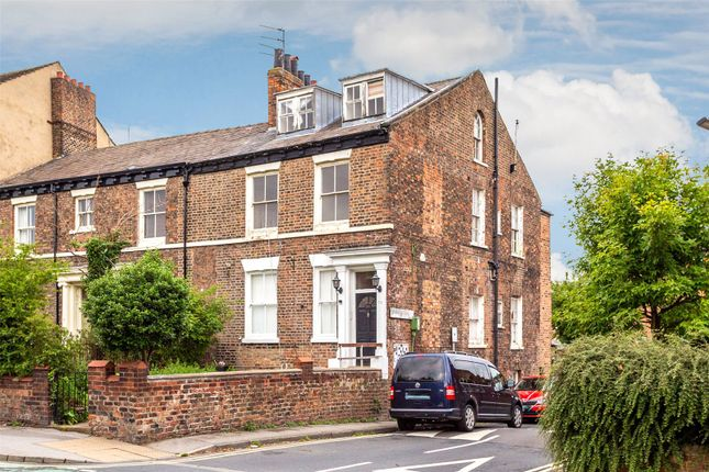 Thumbnail End terrace house for sale in Holgate Road, York