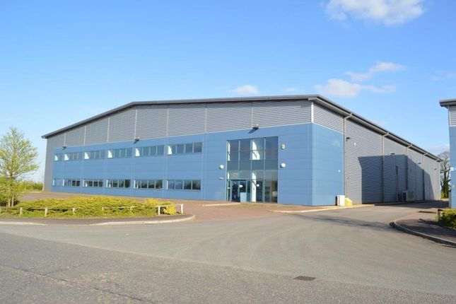 Industrial to let in Titan, Papworth Business Park, Papworth Everard, Cambridgeshire
