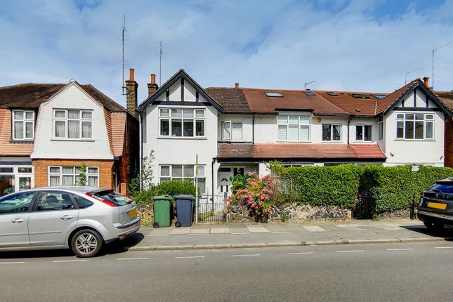 Thumbnail End terrace house for sale in Cliffview Road, London