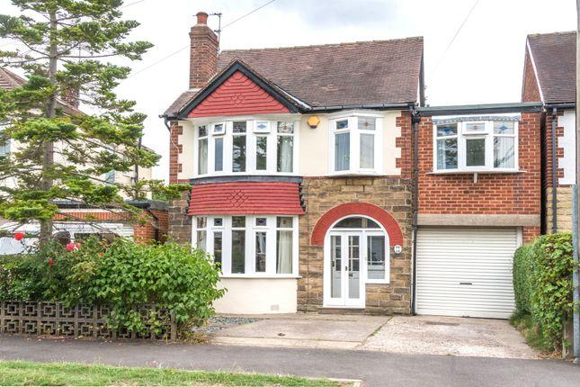Thumbnail Detached house for sale in Norton Park Crescent, Sheffield