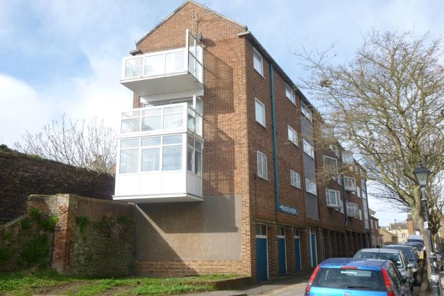 Thumbnail Flat to rent in The Parade, The Bayle, Folkestone