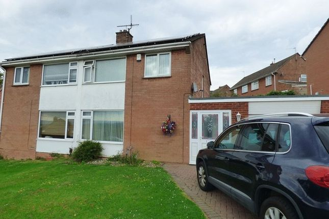 Thumbnail Semi-detached house for sale in Winchester Drive, Tuffley, Gloucester