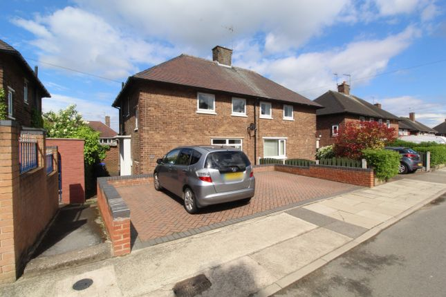 2 bed semi-detached house for sale in Spa View Drive, Sheffield S12
