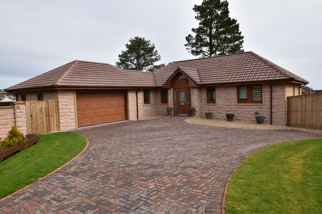 Thumbnail Detached house for sale in Edwards Avenue, Lossiemouth