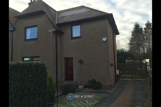 Thumbnail Semi-detached house to rent in Kirkton Crescent, Dundee