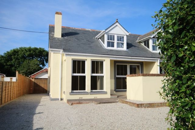 Thumbnail Semi-detached house for sale in Trewetha Lane, Port Isaac