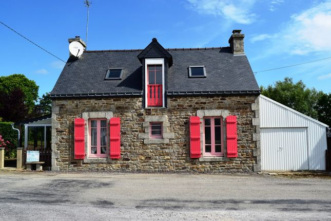 2 bed detached house for sale in 56480 Silfiac, Morbihan, Brittany, France