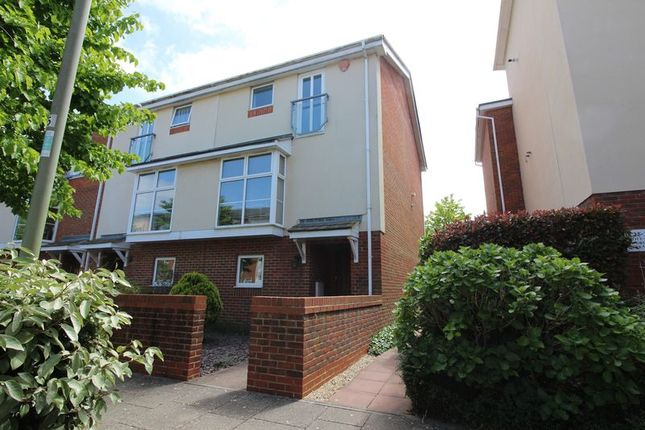 Thumbnail Terraced house for sale in Scott-Paine Drive, Hythe, Southampton