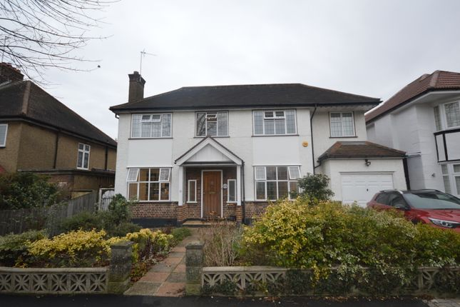 Thumbnail Detached house for sale in Woodhill Crescent, Kenton, Harrow