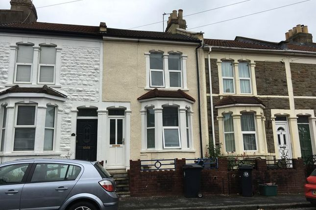 Thumbnail Terraced house to rent in Prospect Avenue, Kingswood, Bristol