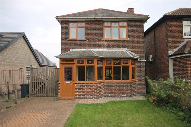 Thumbnail Detached house for sale in Lambley Lane, Gedling, Nottinghamshire.