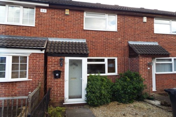 Thumbnail Terraced house to rent in Brackenfield Way, Thurmaston