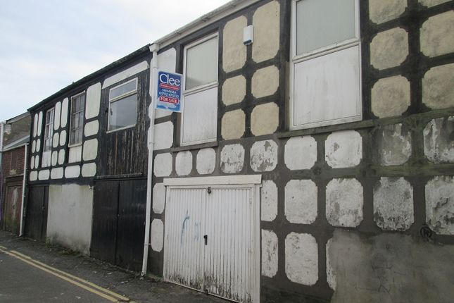 Parking/garage for sale in St. Helens Avenue, Swansea, City And County Of Swansea.