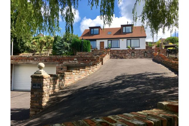 Thumbnail Detached bungalow for sale in Swan Road, Port Talbot