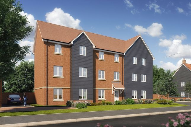 "Thumbnail Flat for sale in ""Jim Smith Court "" at Forge Wood, Crawley"