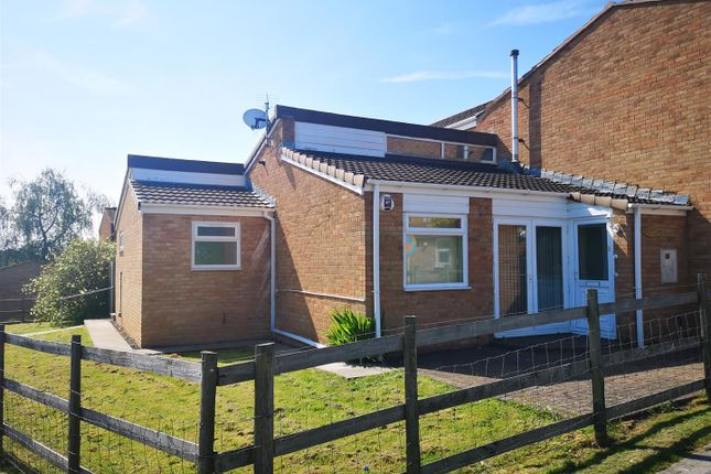 Thumbnail Semi-detached bungalow for sale in Sycamore Avenue, Bulwark, Chepstow