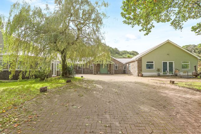 Thumbnail Detached house for sale in Woodland Cottage, Llangynwyd, Maesteg