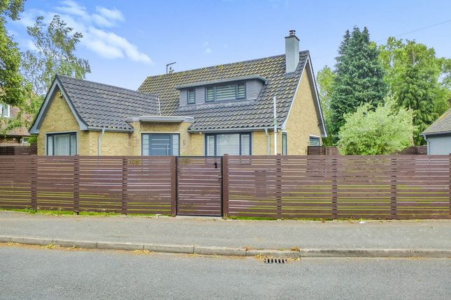 Thumbnail Bungalow for sale in Station Drive, Wisbech